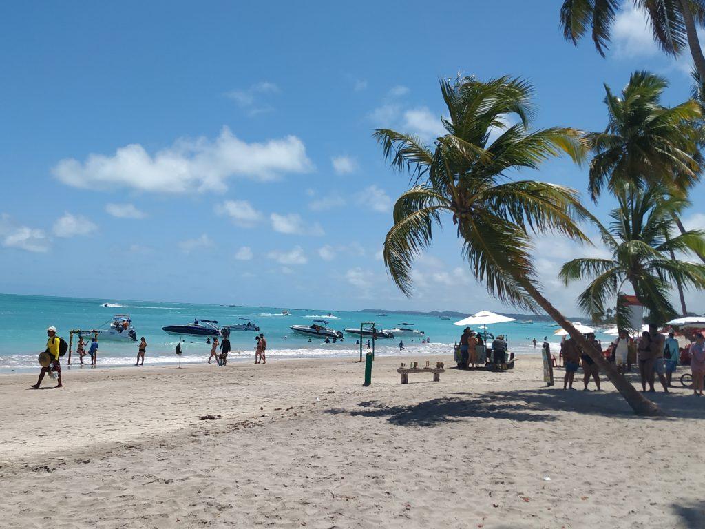 Praia de Antunes em Maragogi