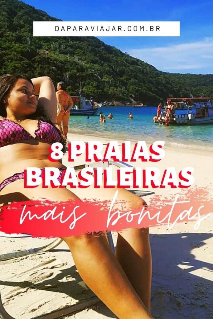 Praias brasileiras mais bonitas - Salve no Pinterest!