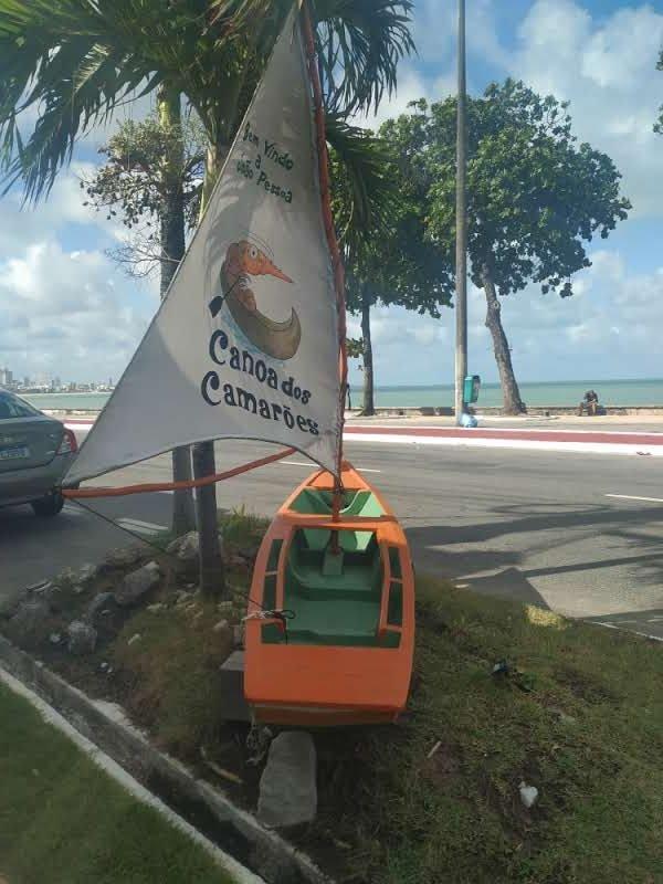 Canoa dos Camarões
