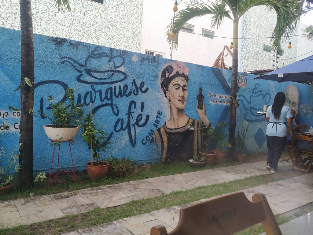 Buarque-se Café com arte