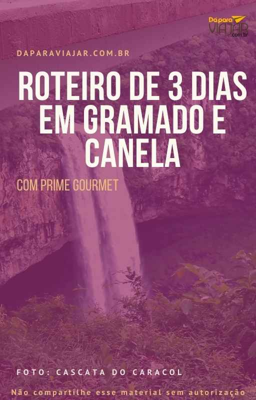 Prime Gourmet Gramado e Canela!