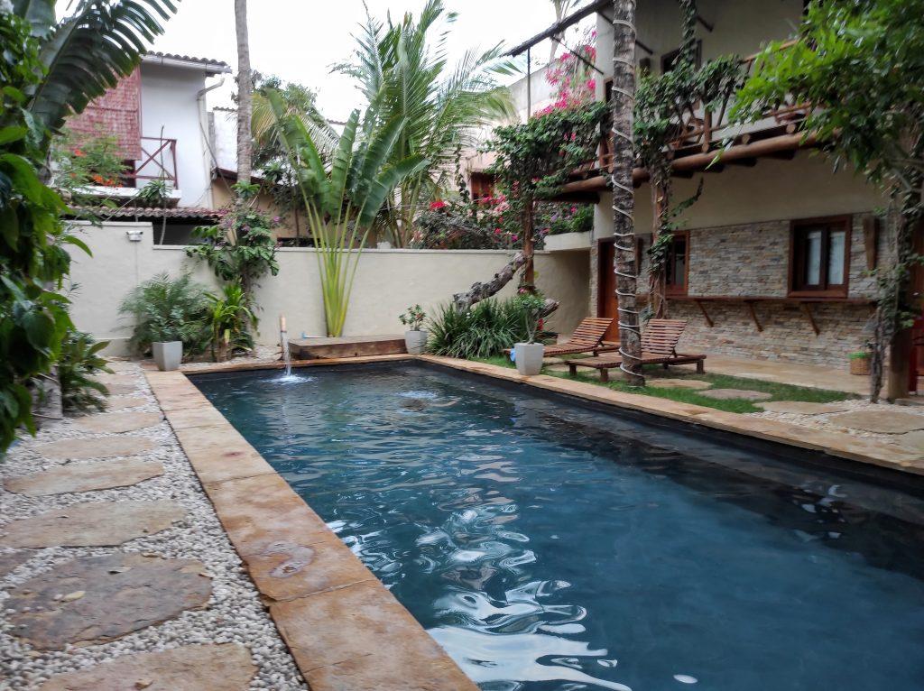 Opções de hospedagens econômicas no Ceará