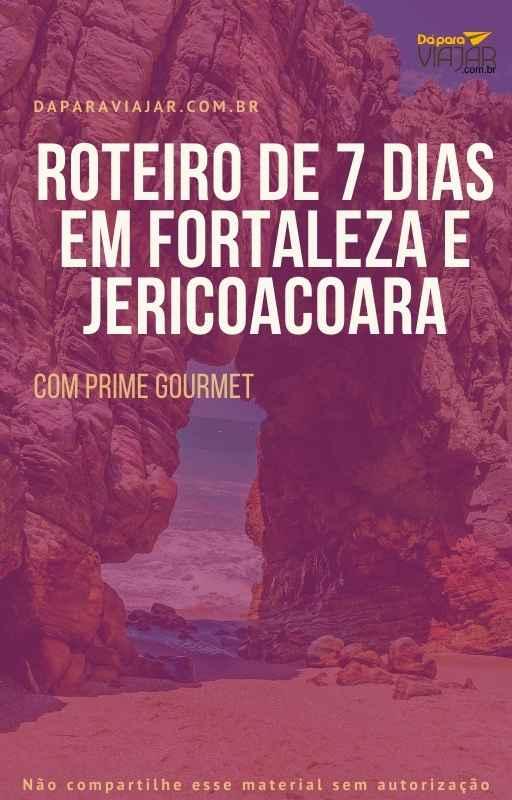Roteiro para usar o seu Prime Gourmet Ceará