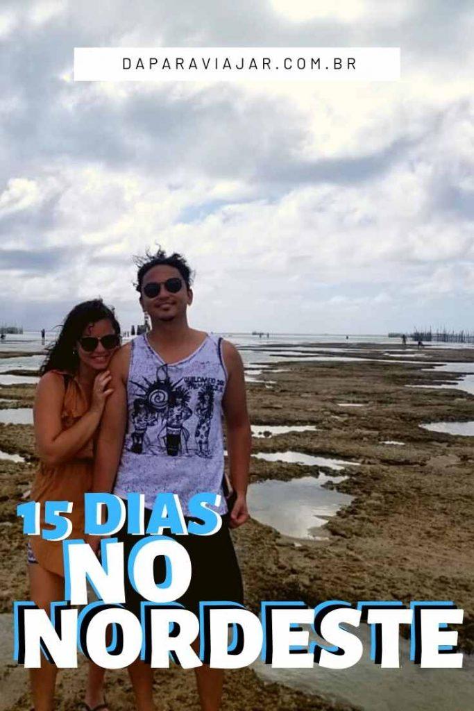 15 dias de viagem pelo nordeste
