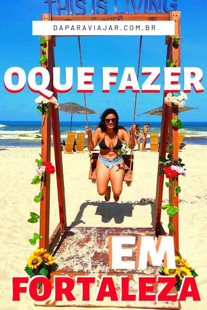 O que fazer em Fortaleza em 4 dias? - Salve no Pinterest!