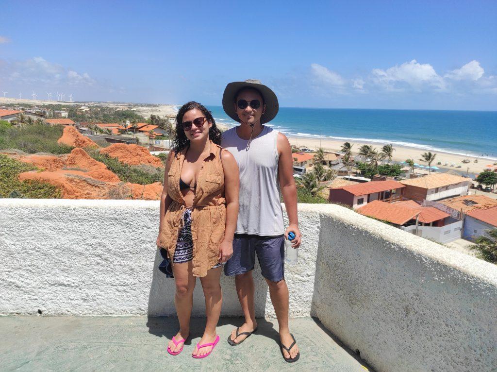 Passeio 3 praias em 1 dia Fortaleza