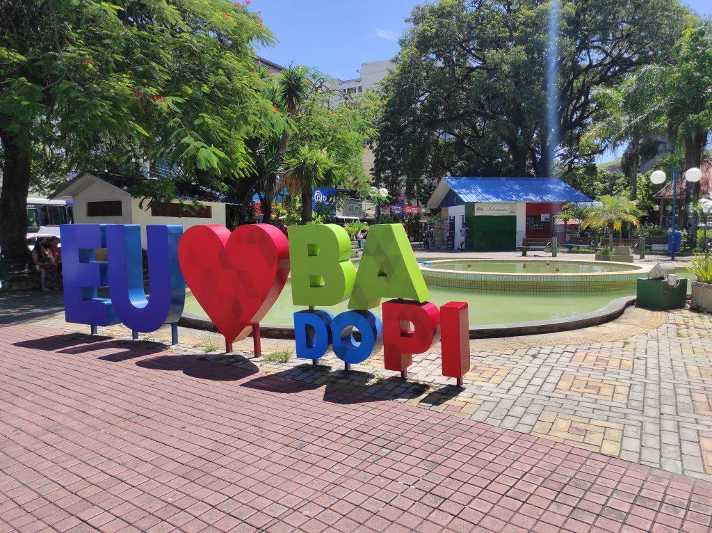 Como chegar em Barra do Piraí saindo do Rio de Janeiro