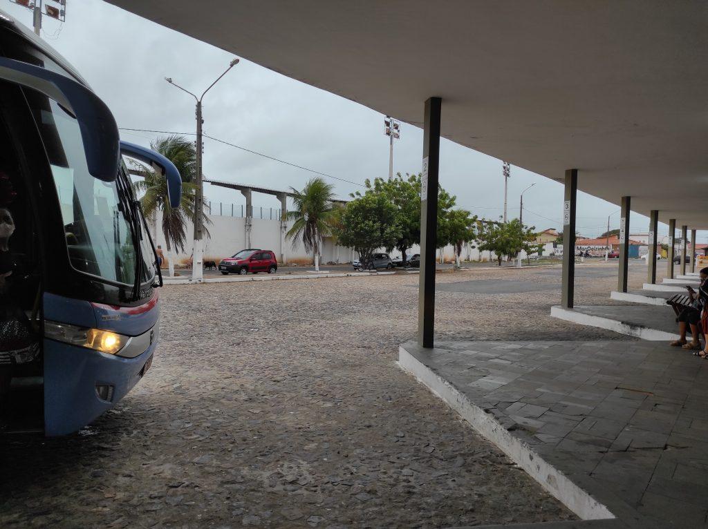 Como ir de Parnaíba até Fortaleza de ônibus