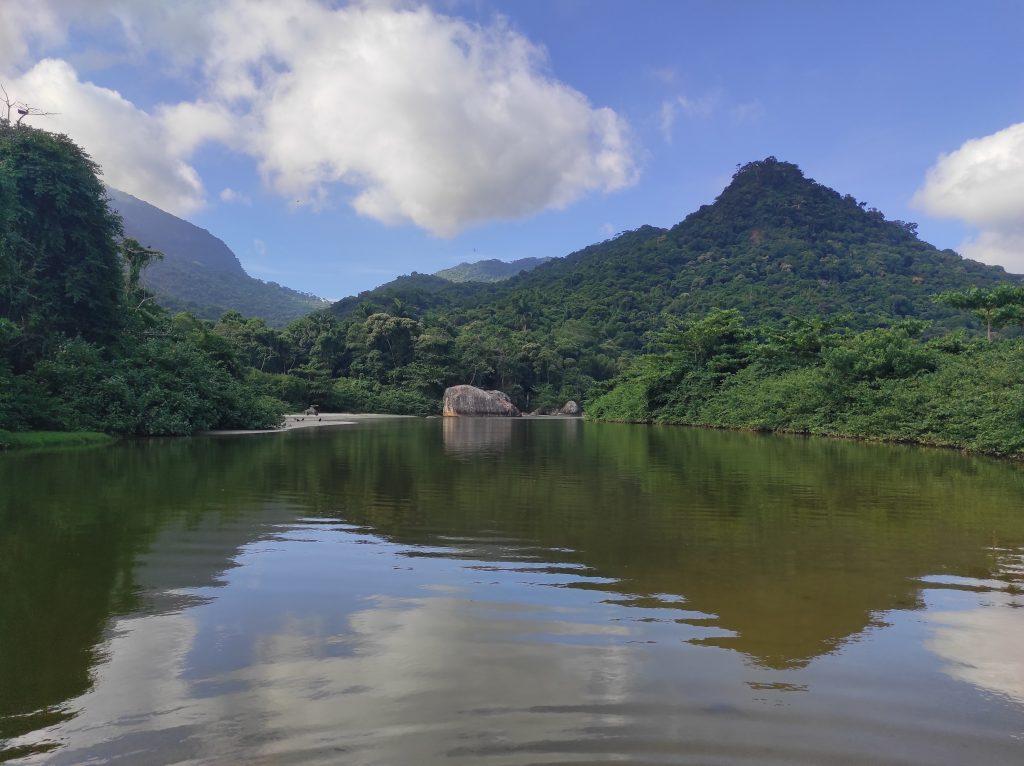 Dois Rios em Ilha Grande