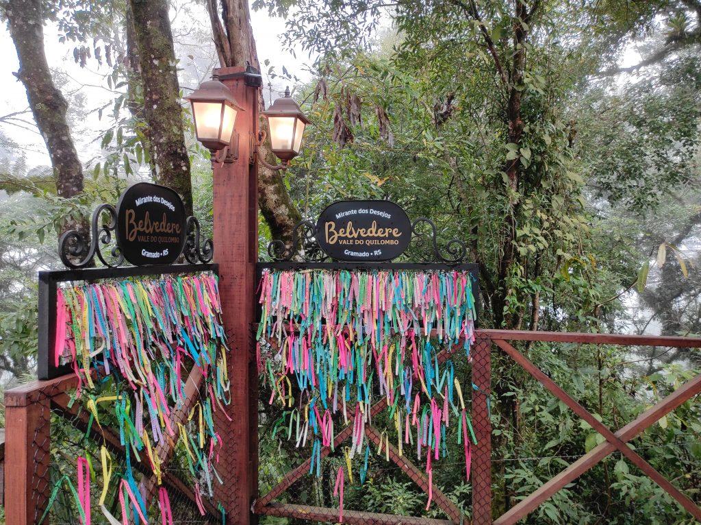 Mirante Belvedere em Gramado
