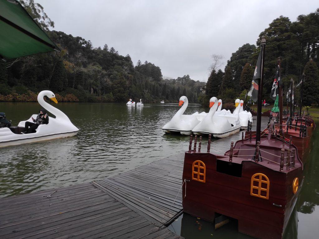 Lago Negro é uma opção de o que fazer de graça em Gramado
